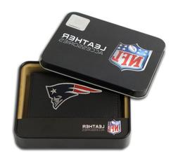 nfl embroidered genuine cowhide leather