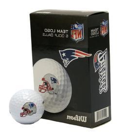 nfl england patriots golf ball