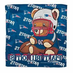 NFL New England Patriots Micro Fiber Towel, 16 x 16-Inch