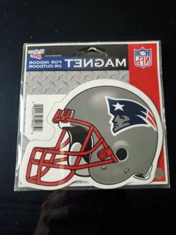 "NFL New England Patriots Team Magnet, 8"""