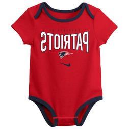 Nike NFL Infant Newborn New England Patriots Nostalgic Icon
