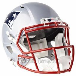 Riddell NFL New England Patriots Full Size Replica Speed Hel