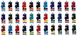 NFL Unisex Knit Scarf and Glove Holiday Gift Set w/ Hanger N