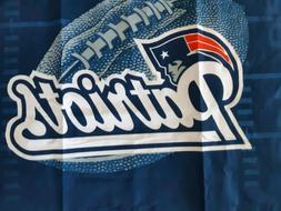 NWOT NFL New England PATRIOTS standard pillow sham Northwest