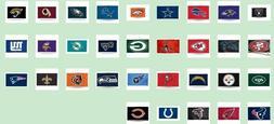 Football NFL New 3' x 5' Huge Banner Flag Logo US Seller pic