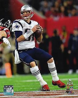 Super Bowl LI 8x10 Photo 2017 NFL Football Tom Brady New Eng