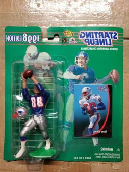 TERRY GLENN - New England Patriots - Starting Lineup NFL SLU