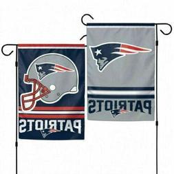 WinCraft NFL New England Patriots WCR08374013 Garden Flag, 1